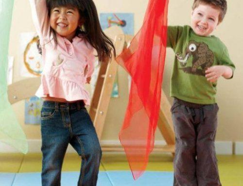 La danza per i più piccoli